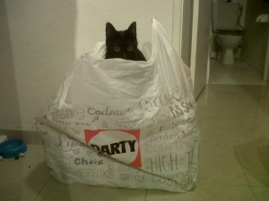 J'arrête le shopping LUCKY